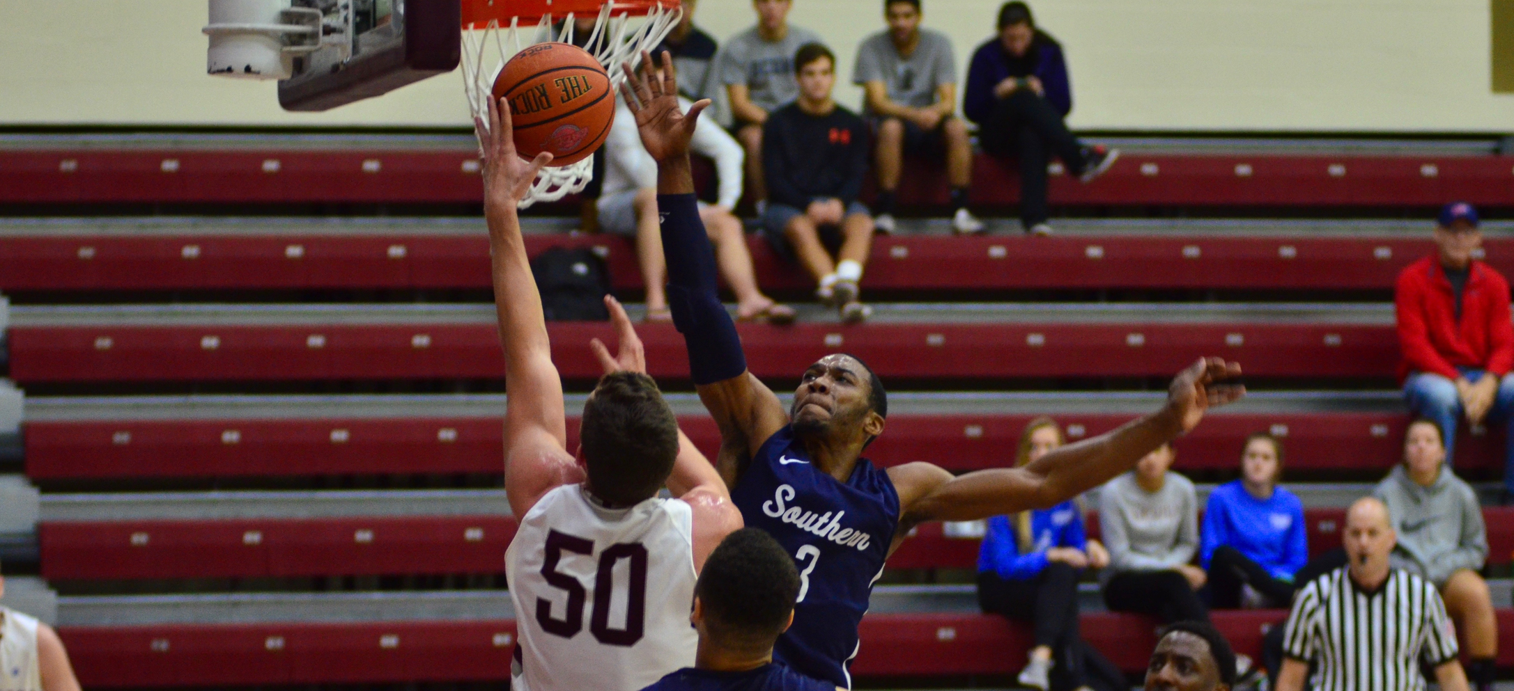 Men's Basketball Gets Back On Winning Track