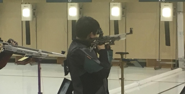 Ware Rifle Team Fires a 1171 To Take Match From Glynn