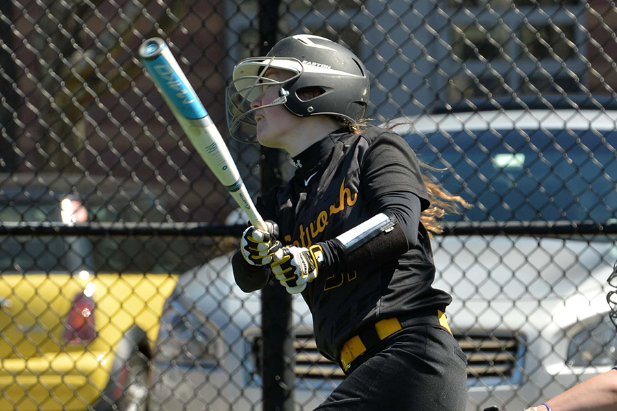 Softball Takes Two From Wheelock