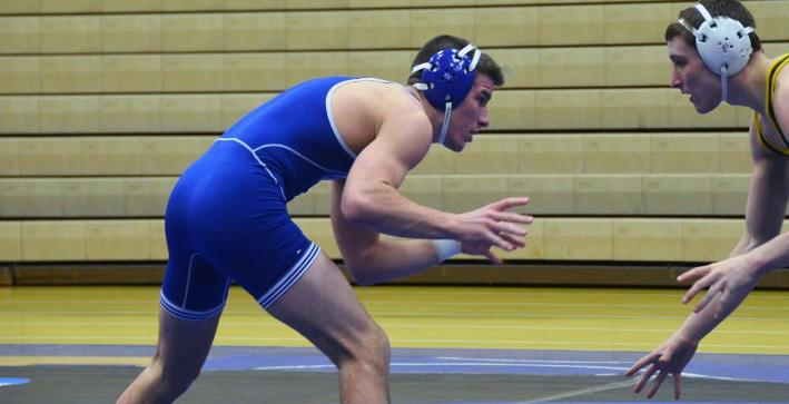Wrestling competes at 21st Annual CUW Open