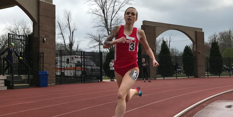 Stepanski Finishes Weekend with All-American Showing for SVSU at NCAA Championships
