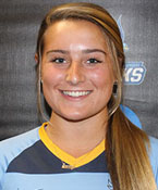 Sammy Jost, Roger Williams, Women's Soccer, Defensive Player of the Week
