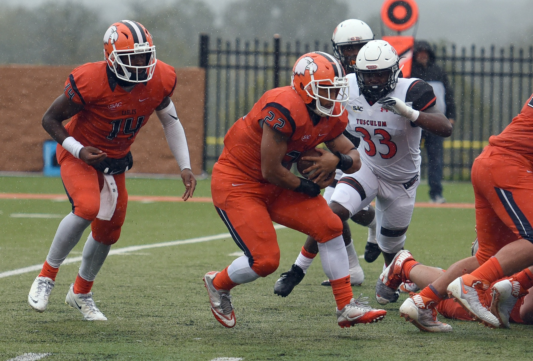 Better Know The Opponent: Week Nine, Tusculum University