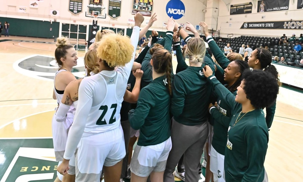 WOMEN'S HOOPS TRAVELS TO SAN FRANCISCO FOR SATURDAY AFTERNOON MATCHUP
