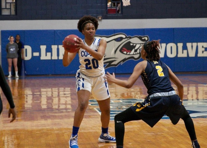Co-Lin Lady Wolves get first MACJC win over Gulf Coast