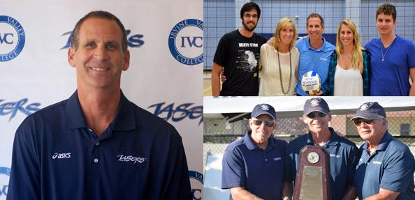 Tom Pestolesi chosen as an OEC coach of the year for 2014-15