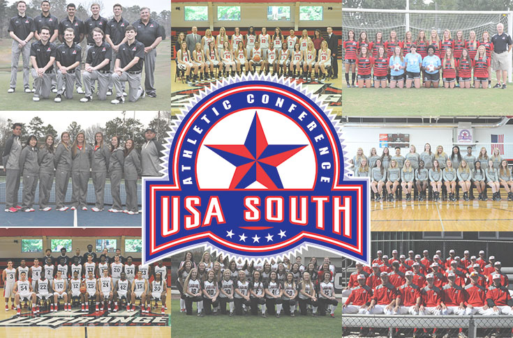 LaGrange has 127 student-athletes earn 2016-17 USA South Academic All-Conference honors