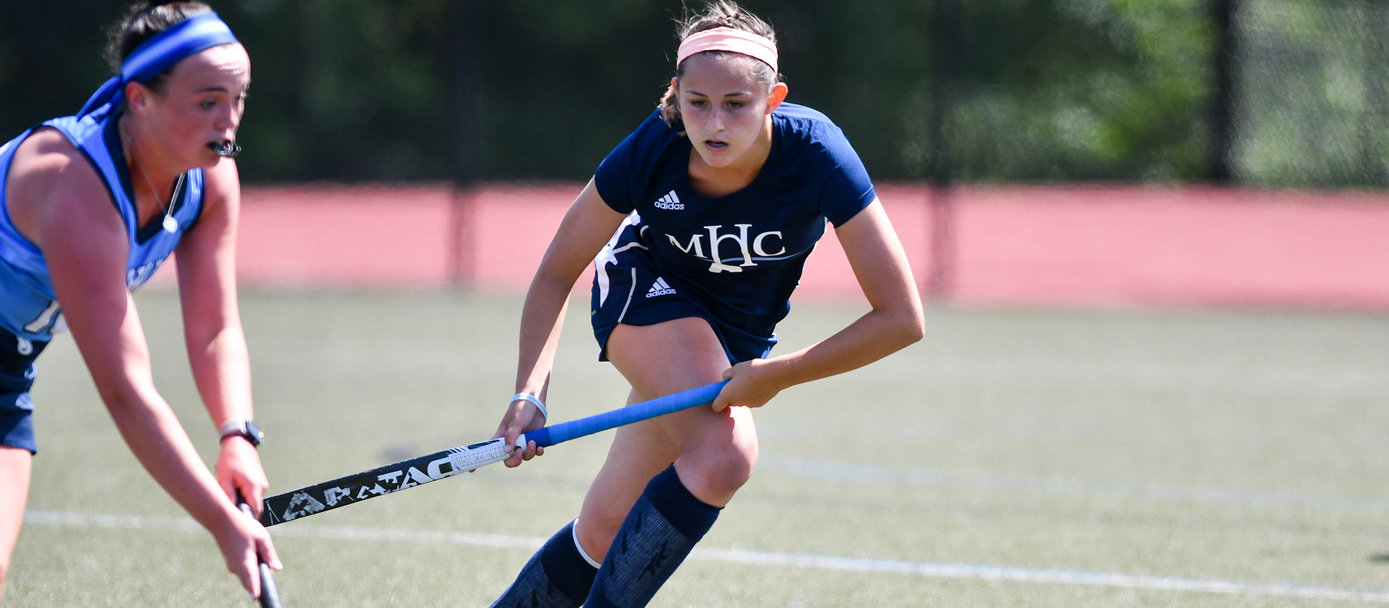 Field Hockey Rallies Past Wheaton, 3-1, on Senior Day