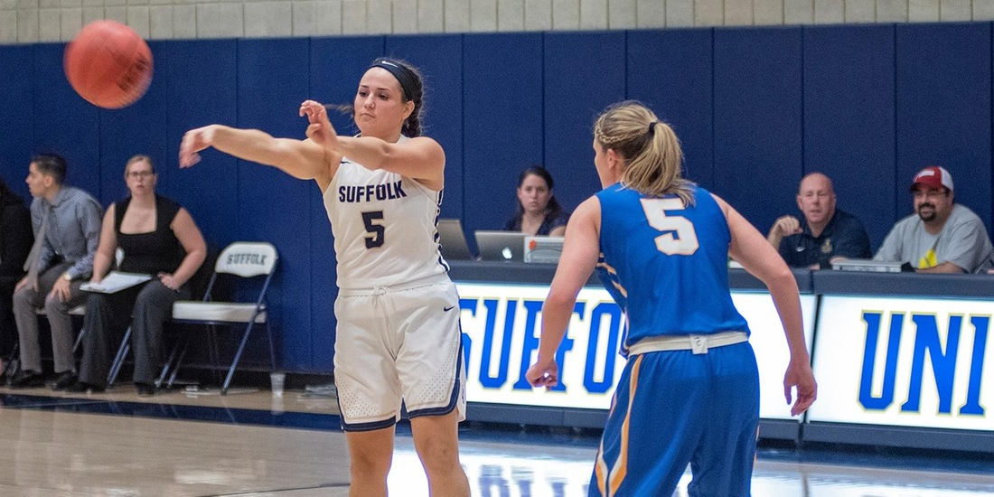 No. 4/6 Tufts Too Much for Women's Basketball