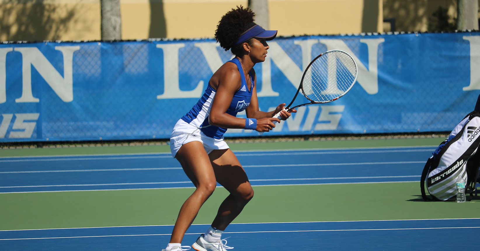 Not Rattled; Women's Tennis Tops St. Mary's