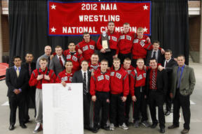 Grand View Captures First-Ever Championship