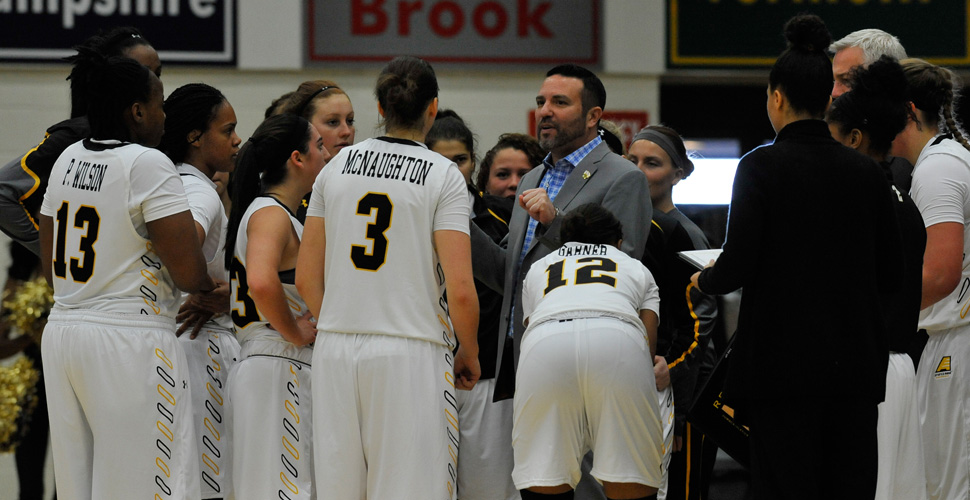 UMBC Women's Basketball's Phil Stern Signs Extension