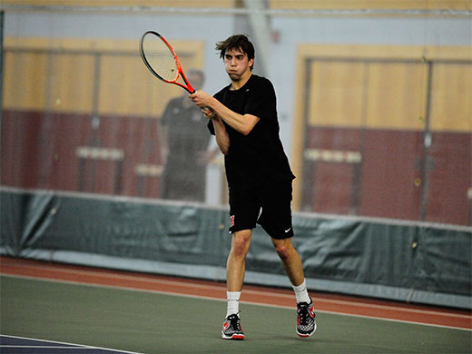 Fords top USciences, win fifth straight match