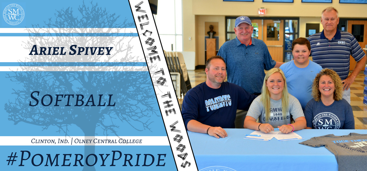 SMWC Softball Announces Addition of Ariel Spivey