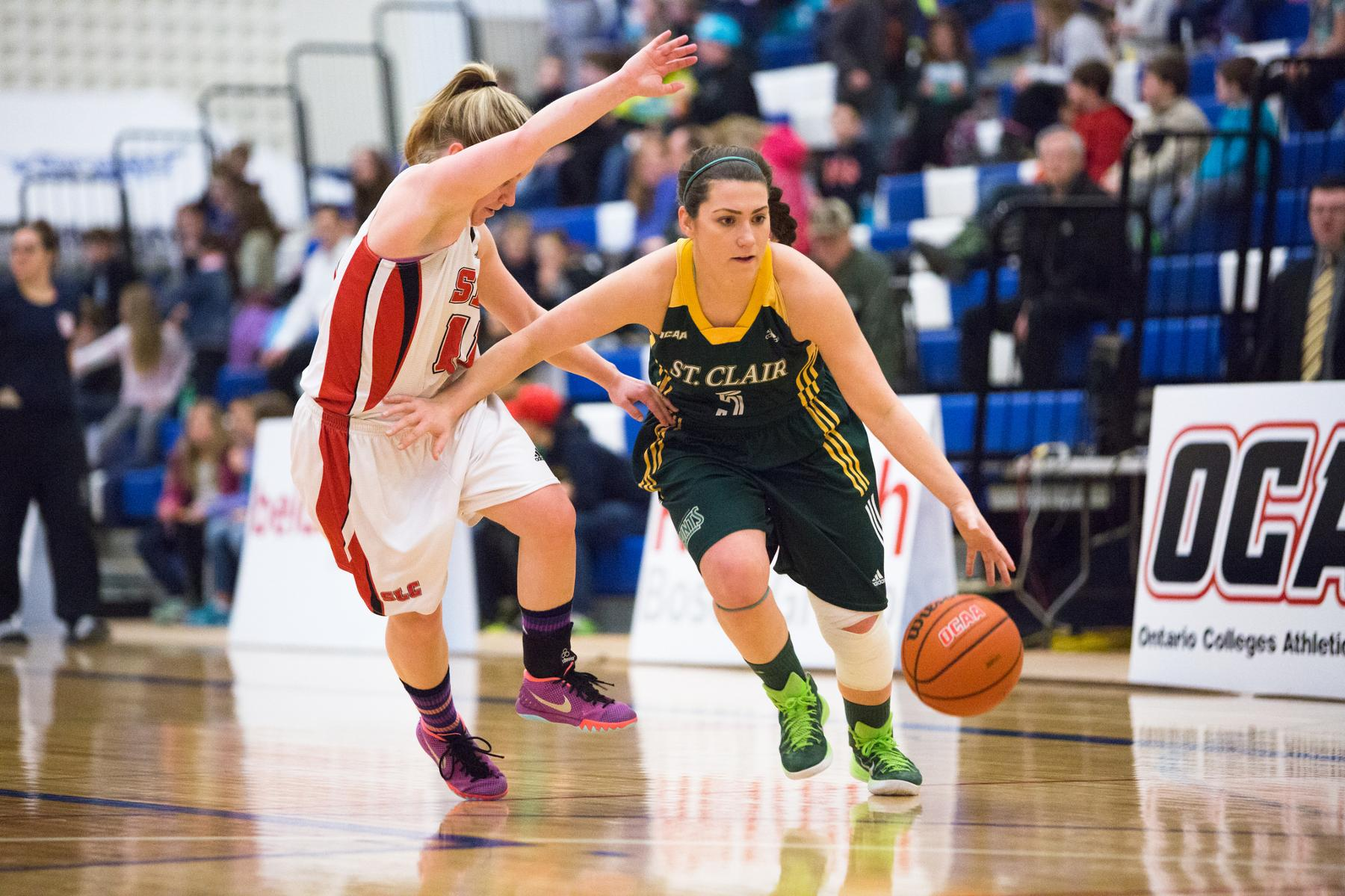 PHOTOS: Game 5 - St. Clair Saints vs. St. Lawrence Vikings