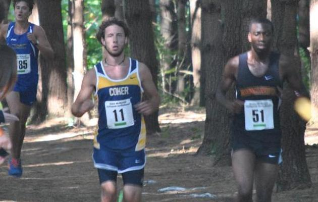Coker Cross Country Takes 24th and 25th at Royals Challenge