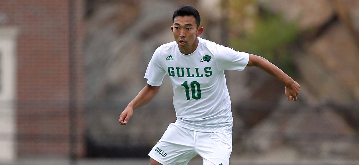 Itoh Nails His Third Game-Winner Of The Season As Gulls Celebrate 3-2 OT Win Over WNEU