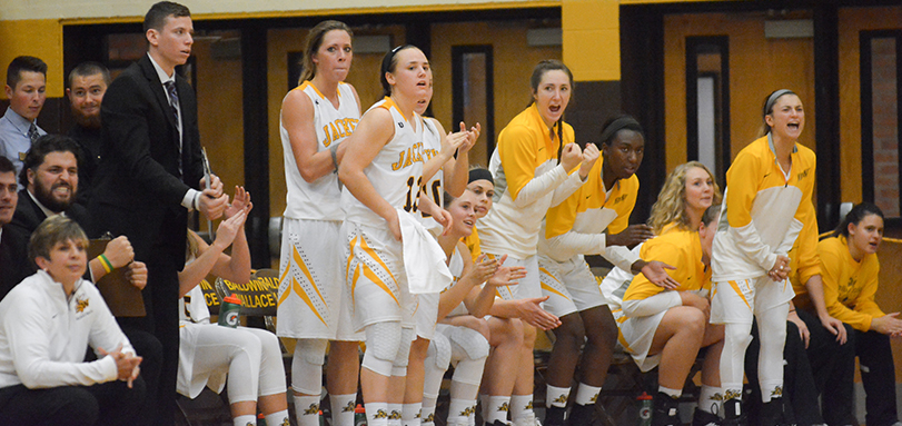 Women's Basketball Excels in Classroom During Fall Semester