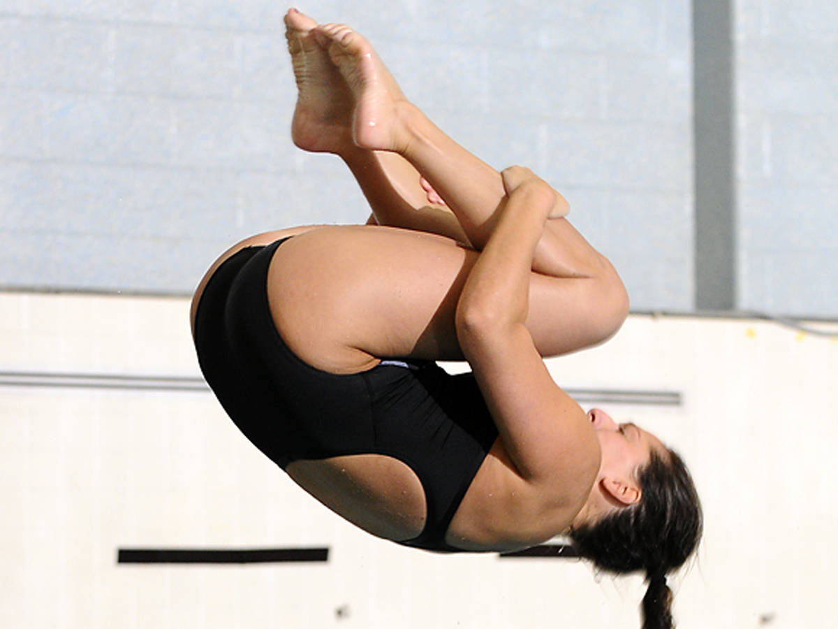 Kristen Rossi Takes Second Straight Diver of the Week Honor
