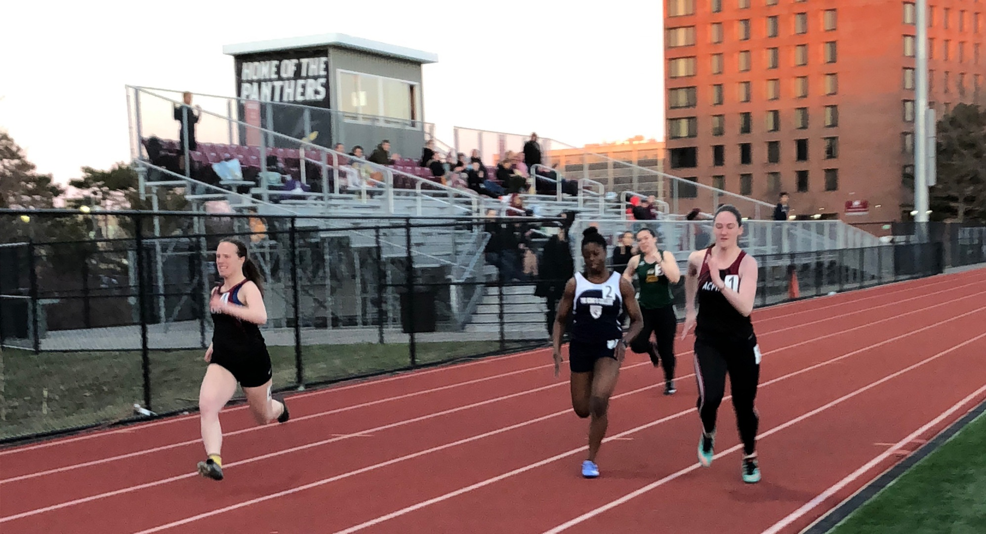 SUNY ESF Wins HVIAC Panther Track Invitational