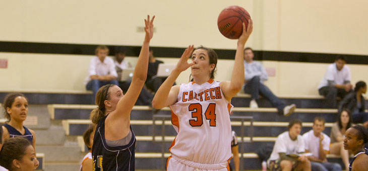 Caltech Can't Overcome Slow Start Against Immaculata