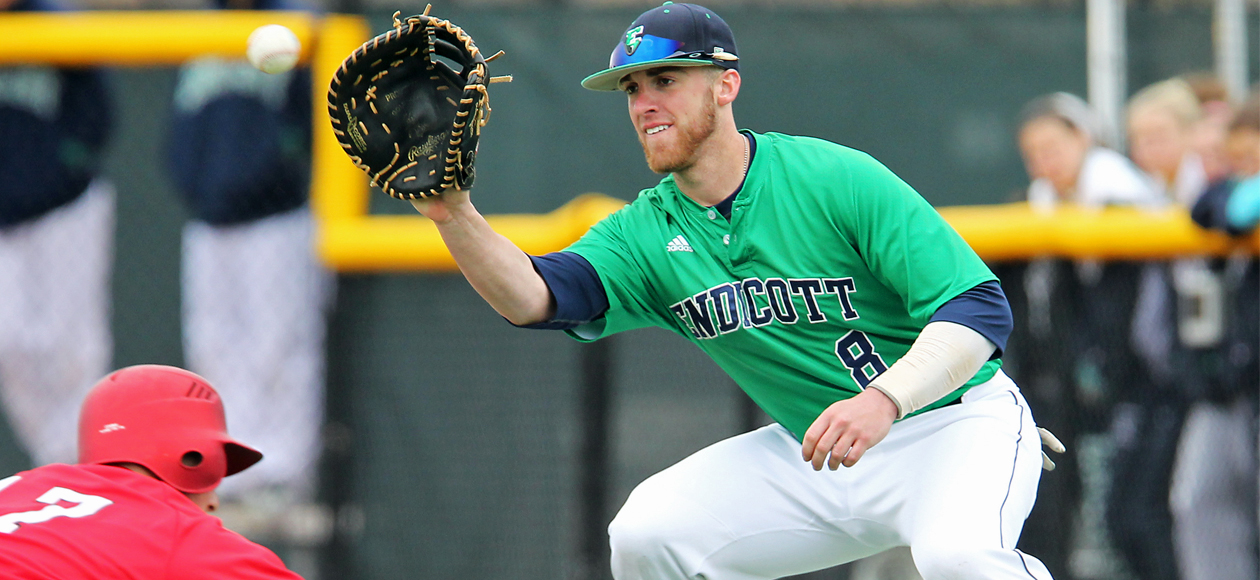 Endicott Advances to Day Two of NCAA Regional with 6-4 Win over MIT