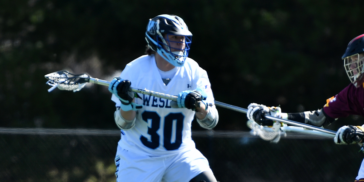 Men's Lacrosse drops conference opener to No. 11 Salisbury