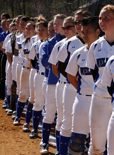 Wellesley Softball Hosts Eastern/Tufts in Tripleheader