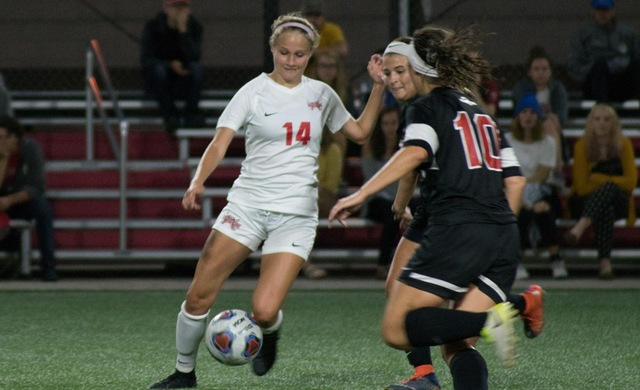 Women's Soccer Posts Second-Straight Shutout