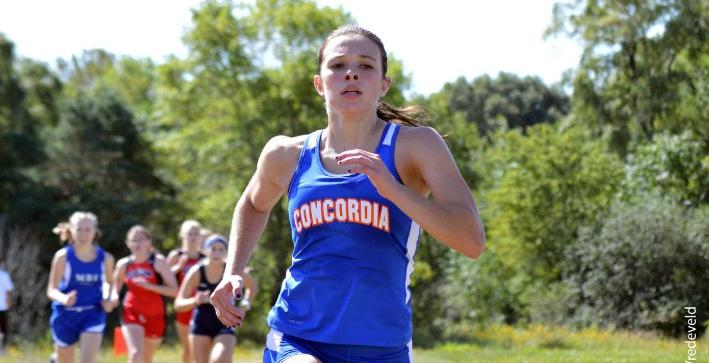 Six run career bests for Women's Cross Country at Midwest Regionals