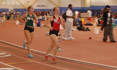 Women Track and Field Comes Close but Finishes 2nd at the LVC Invitational
