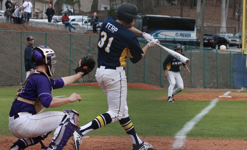 No. 10 LaGrange Silences Emory's Bats in Mid-Week Game
