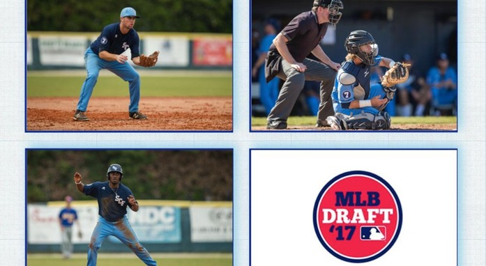 Lynch, Karstetter, and Johnson Selected on Day 3 of MLB Draft