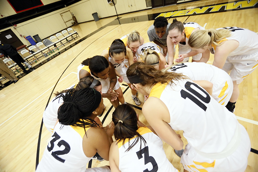 Fast Start Pushes Western New England Past Women's Basketball