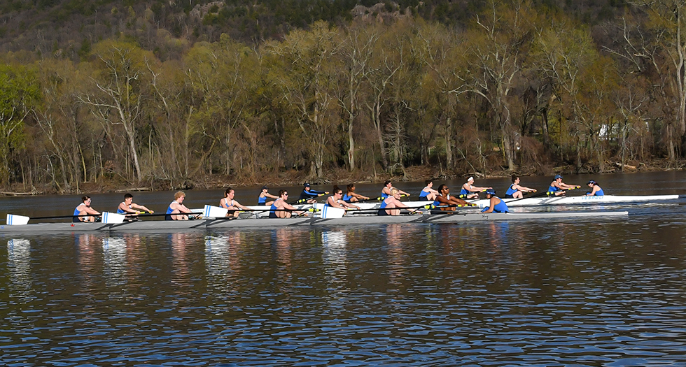 Rowing Concludes 2016-17 Season at NIRC Championship