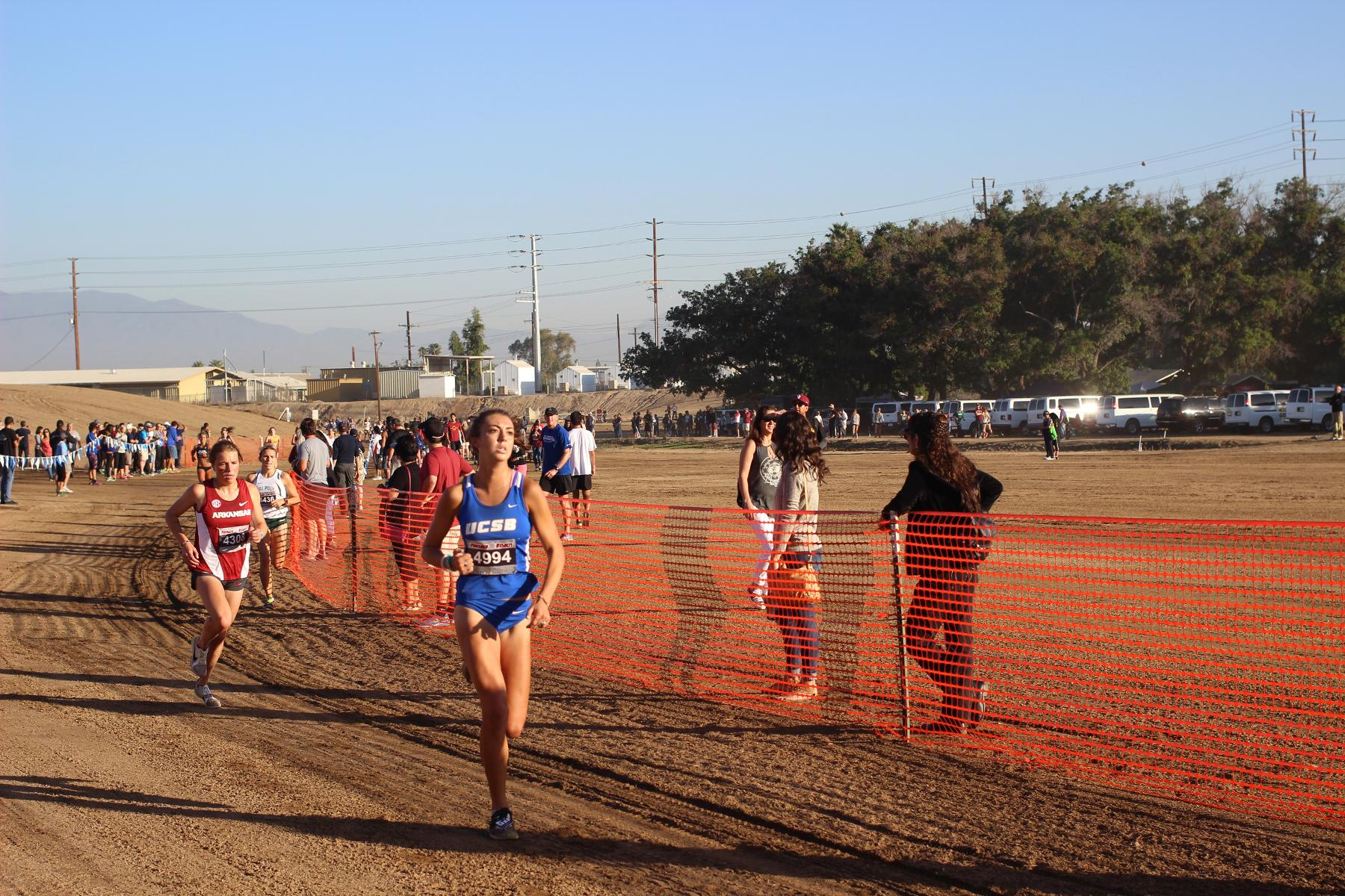 Gaucho Women Roll at UC Riverside Invite