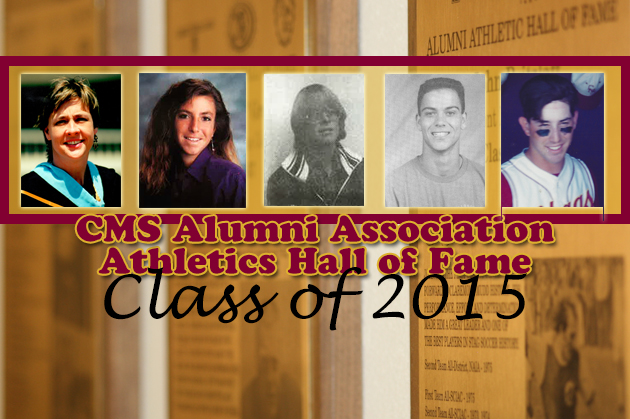 Hall of Fame Class of 2015 for CMS announced