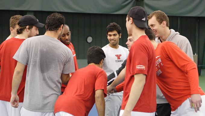 YSU Men's Tennis