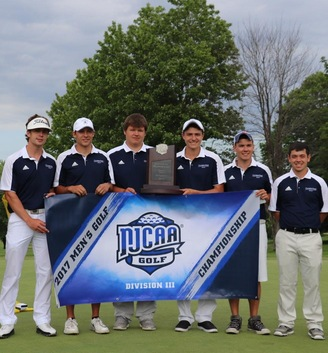 Columbus State finishes as national runner-up in NJCAA DIII Men's Golf Championships