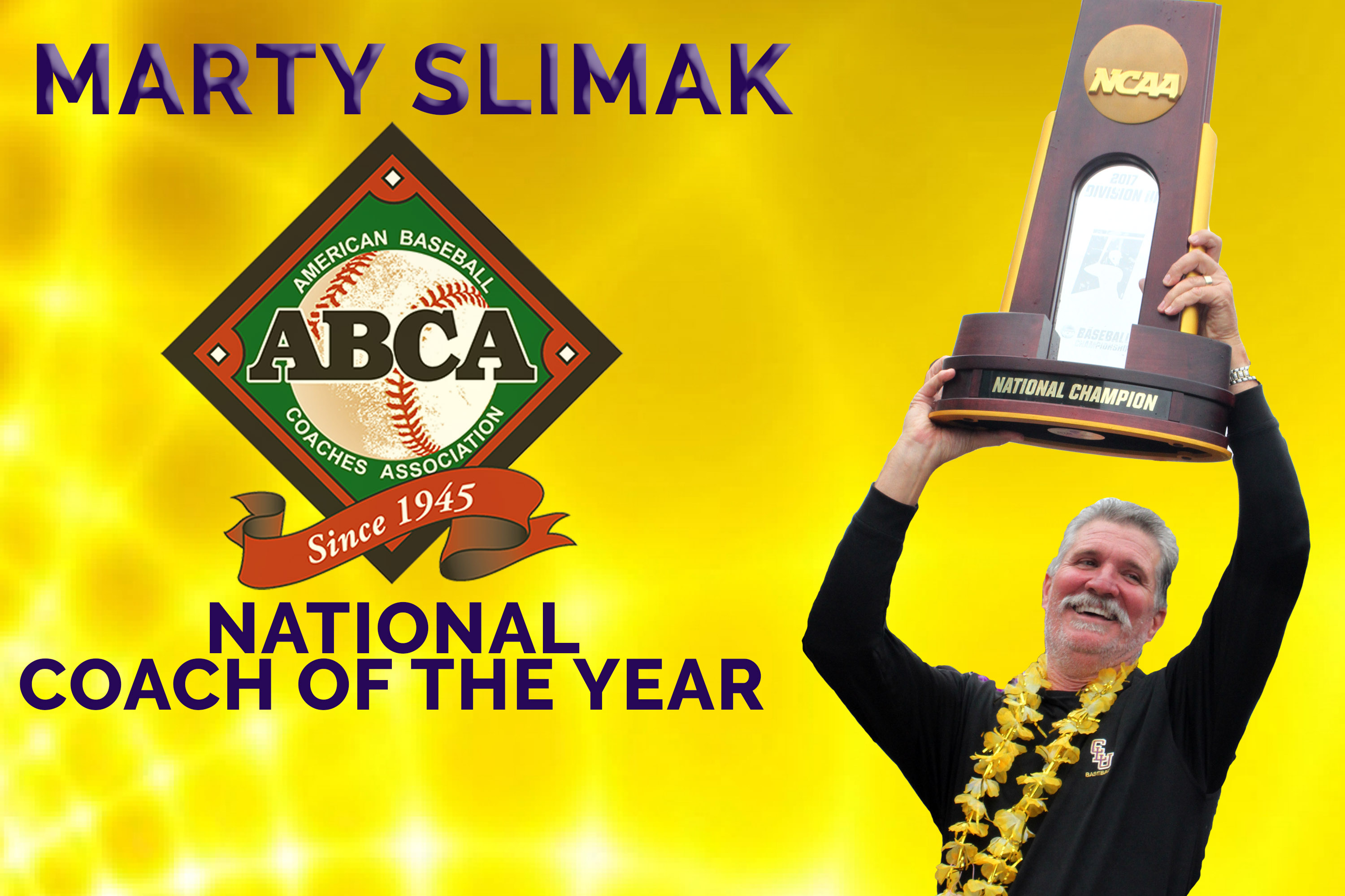 Cal Lutheran's Slimak Selected as National Coach of the Year