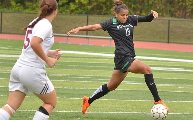 Holy Family's First Half Sinks Wilmington Women's Soccer, 4-2, in CACC Contest