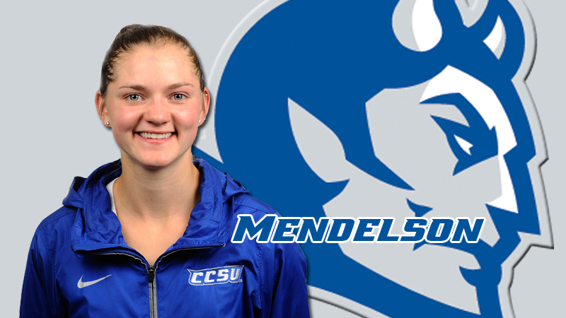 Mendelson Tabbed NEC Rookie of the Week