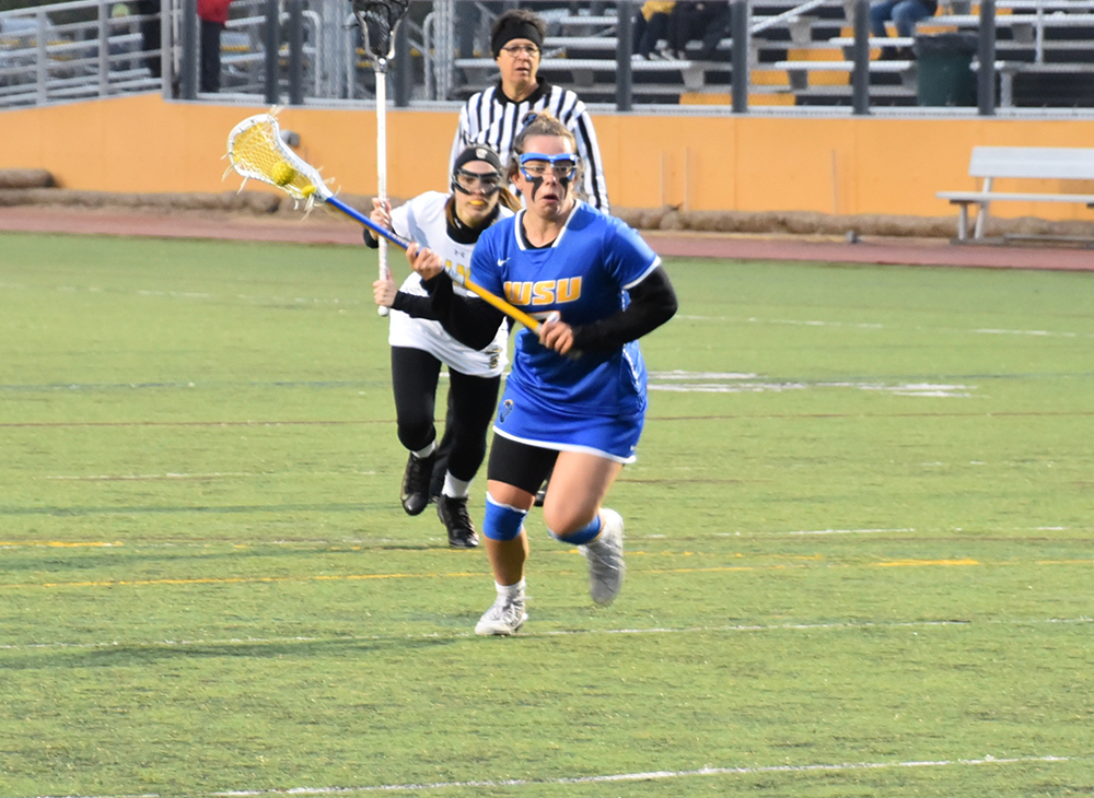 Women's Lacrosse Eliminated by Framingham State