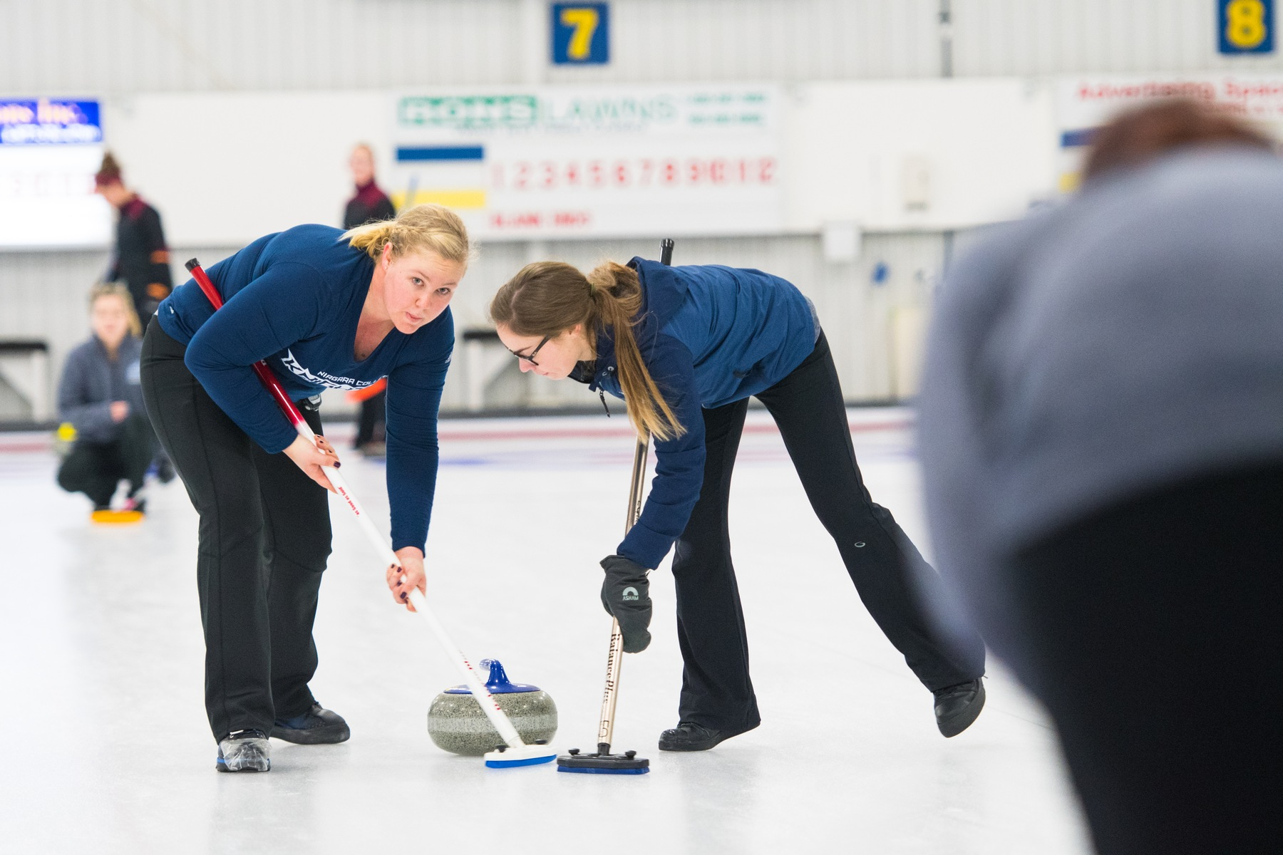 RECAP: Women's curling wrap up 2016-17 season