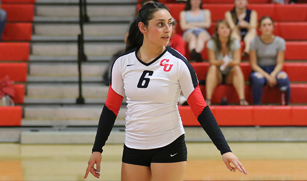 Engineers Outlast Volleyball, 3-2