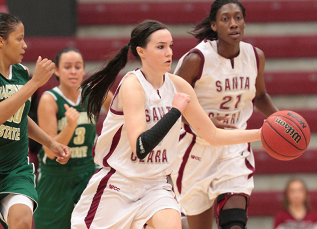 Bronco Women Face Dons Saturday at Leavey Center