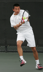 Men's Tennis Concludes Season with Loss at WCC Championships to Gonzaga