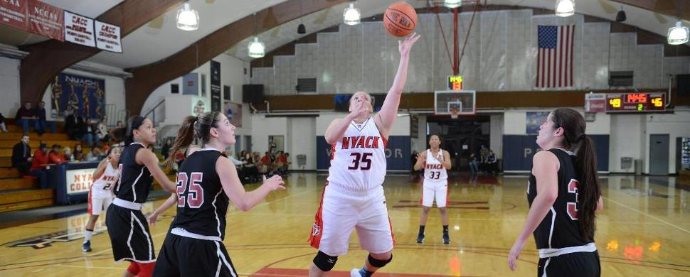 Women's Basketball Hold Off Dominican 78-74 As Warriors Snatch First CACC Win