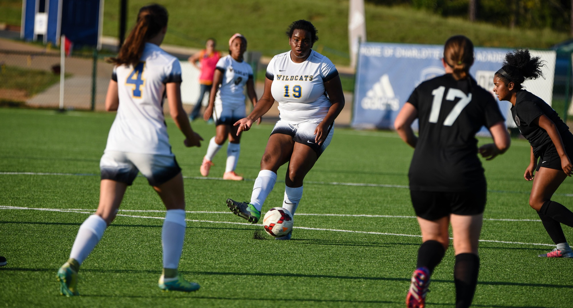 Women's Soccer Holds on for 3-2 Win at John Wesley