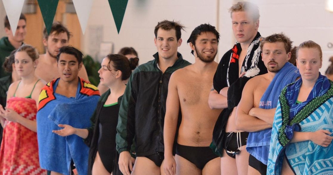 Men's Swimming Qualifies for CSCAA Scholar All-America Team Award